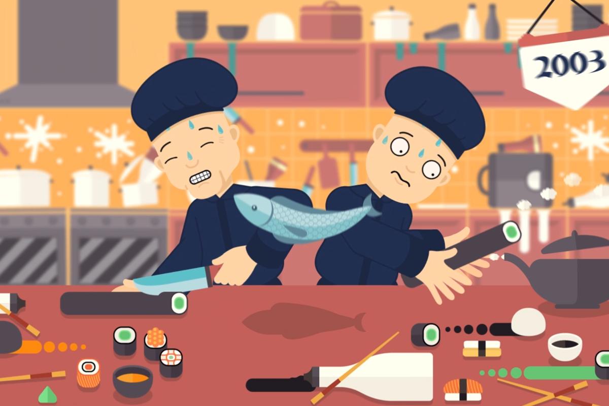 Svenska sushiköket