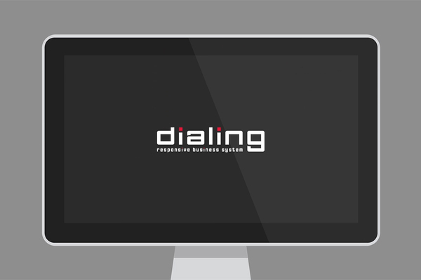 Dialing animation